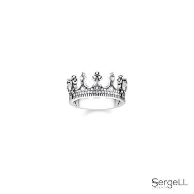 #Sergell #Joyeria Sergell #Joyeria Murcia #Joyeria mujer #Joyas Murcia #Joyas mujer #anillo Thomas Sabo #anillo corona mujer #thomas sabo corona #Thomas Sabo Murcia #Thomas Sabo España #web anillo #online anillo