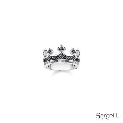 #Sergell #Joyeria Sergell #Joyeria Murcia #Joyeria mujer #Joyas Murcia #Joyas mujer #anillo Thomas Sabo #anillo corona thomas sabo #Thomas Sabo Murcia #Thomas Sabo España #web anillo #online anillo