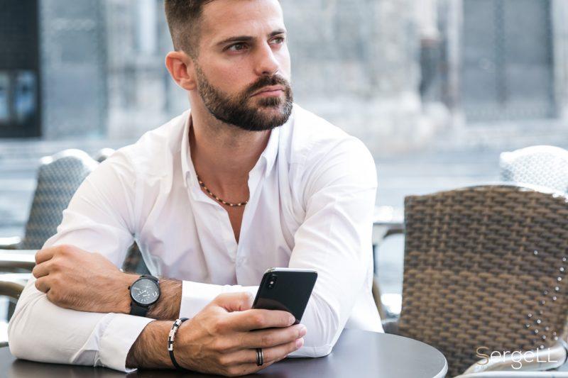 #Estilo business casual para hombres #Moda de lujo para ellos #Joyas Baraka hombre #Especialistas en hombres