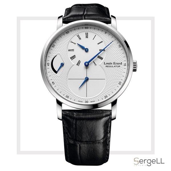 #Louis erard 54230AA41BDC02 #Reloj Louis Erard #alta relojería en murcia, reloj en Murcia, louis erard relojes, junto monerri