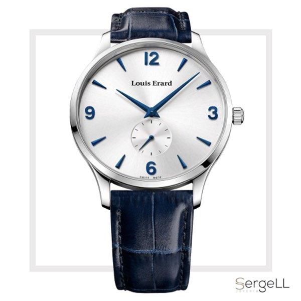 #reloj azul hombre #Louis Erard 47217AA21.BDC84 #Louis Erard amazon #relojes murcia