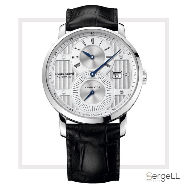 #Louis erard 8623AA01.BDC51 #Marcas de relojes caros, reloj hombre ejecutivo, Relojes para ejecutivos