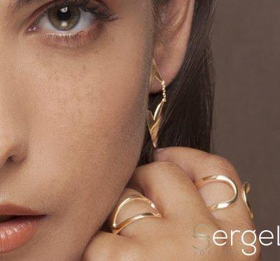 #Joyeria mujer #pendiente oro #anillo oro amarillo #joyeria murcia #anillo mujer murcia #anillo mujer originales #joyeria sergell #sergell joyas #anillo flecha mujer