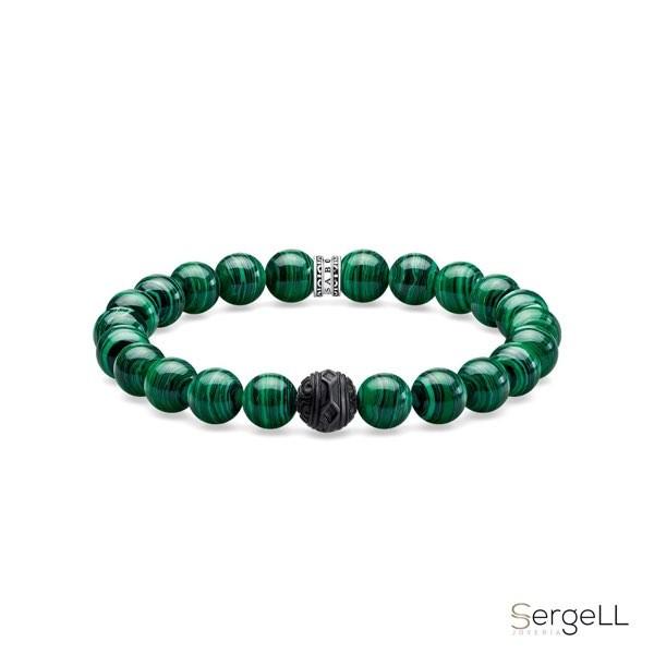 #Pulsera Thomas Sabo A1778-530-6 #Pulsera de bolas unisex #Pulsera verde unisex #Pulsera hecha a mano #Joyas Thomas Sabo España #Estilo moda con color #Pulsera de bolas # Thomas Sabo green bracelet #Pulsera verde de mujer #Pulsera verde de hombre #Handmade bracelet #Joyas Thomas Sabo Spain #Fashion style with color #Ball bracelet #Pulsera verde Thomas Sabo #Pulsera mujer Madrid #Pulsera mujer Barcelona #Pulsera mujer Sevilla #Pulsera mujer Zaragoza #Pulsera mujer Granada #Pulsera mujer Bilbao #Pulsera mujer Palma #Pulsera mujer Valencia #Pulsera mujer la coruña #Pulsera mujer Tarragona #Pulsera mujer León #Pulsera mujer Salamanca #Pulsera mujer Burgos #Pulsera mujer San Sebastián #Pulsera mujer Toledo #Pulsera mujer Albacete #Pulsera mujer Pamplona #Pulsera mujer Alicante #Pulsera mujer Valladolid #Pulsera mujer Cáceres #Pulsera mujer Santa Cruz de tenerife #Pulsera mujer Badajoz #Pulsera mujer Vitoria #Pulsera mujer Avila #Pulsera mujer Lérida #Pulsera mujer Cuenca #Pulsera mujer Teruel #Pulsera mujer Cádiz #Pulsera mujer Oviedo #Pulsera mujer Logroño #Pulsera mujer Gerona #Pulsera mujer Gijón #Pulsera mujer Segovia #Pulsera mujer Castellón de la plana #Pulsera mujer jaén #Pulsera mujer Huelva #Pulsera mujer Orense, Vigo #Pulsera mujer Santiago de Compostela #Pulsera mujer Almería #Pulsera mujer Melilla #Pulsera mujer Ciudad Real #Pulsera mujer Alcalá de Henares #Pulsera mujer Soria #Pulsera mujer Cartagena #Pulsera mujer Santander #Pulsera mujer Zamora #Pulsera mujer Sitges #Pulsera mujer Marbella #Pulsera mujer Murcia #Joyeria Sergell #Joyas Sergell #jewelry Sergell #Joyas para mujer #Joyería para mujer #jewelry for woman