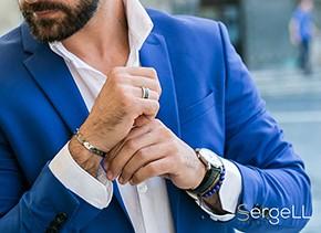 Conjunto de joyas masculinas #Joyas Hoxton #Moda hombre para graduación #Moda para eventos hombre #conjunto de joyas masculinas