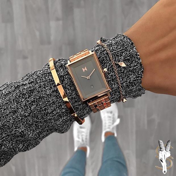 Reloj de mujer fino