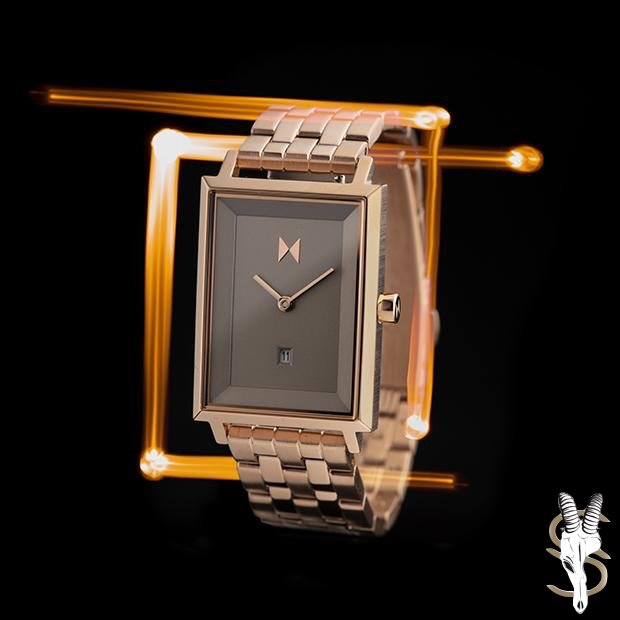 Reloj elegante de mujer MVMT. Reloj de mujer fino
