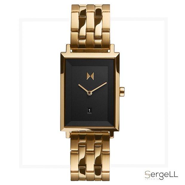 #comprar reloj mujer #Mason MVMT #MVMT MV-649 #Comprar reloj #Mujer moderna #Reloj cuadrado de mujer MVMT. Relojería en Murcia