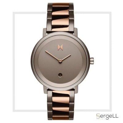 Reloj elegante de mujer MVMT. Reloj de mujer delgado