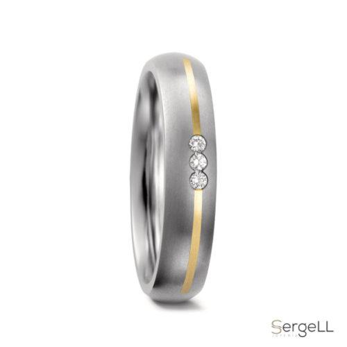 alianzas titanio com y oro precio comprar bodas modernas