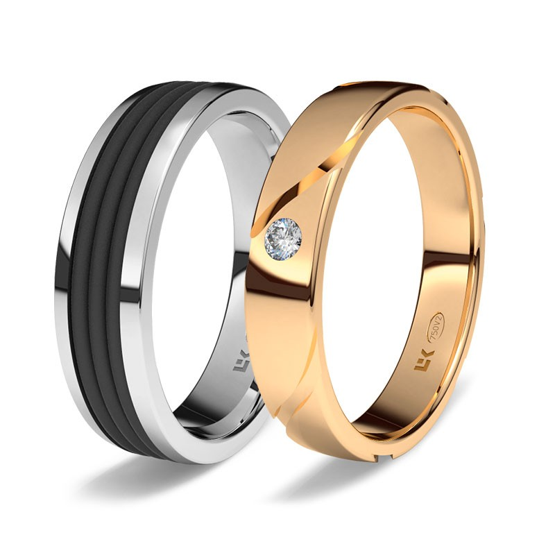 Alianzas y anillos de boda, alianzas de oro, alianzas de plata, alianzas para hombre, alianzas para mujer, alianzas para gays, anillos de boda LGTBI, alianzas personalizadas, alianzas exclusivas