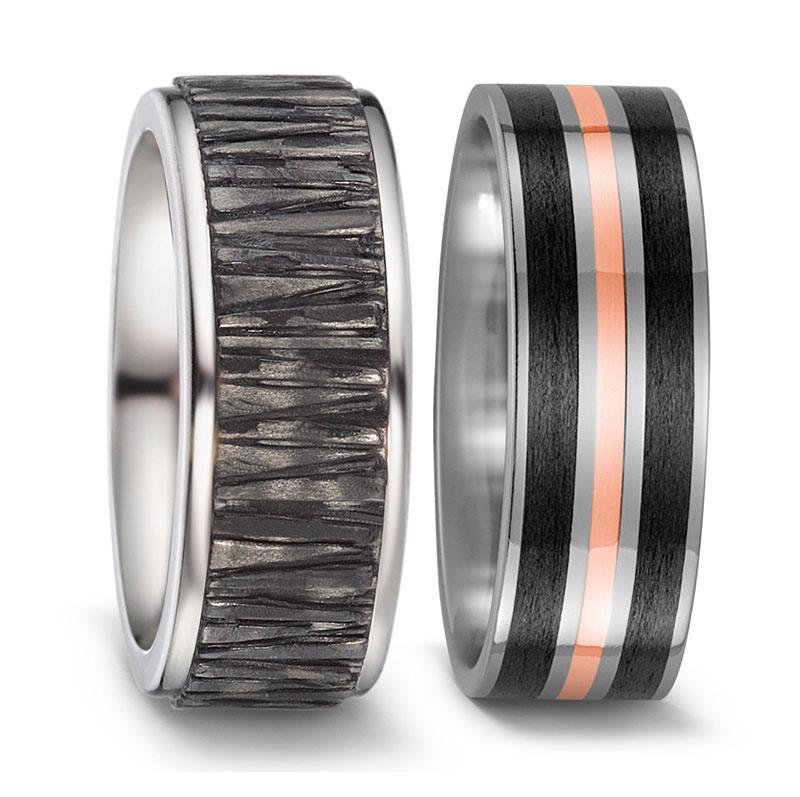 Anillos titanio hombre, anillo de titanio para hombres, anillos titanio para el
