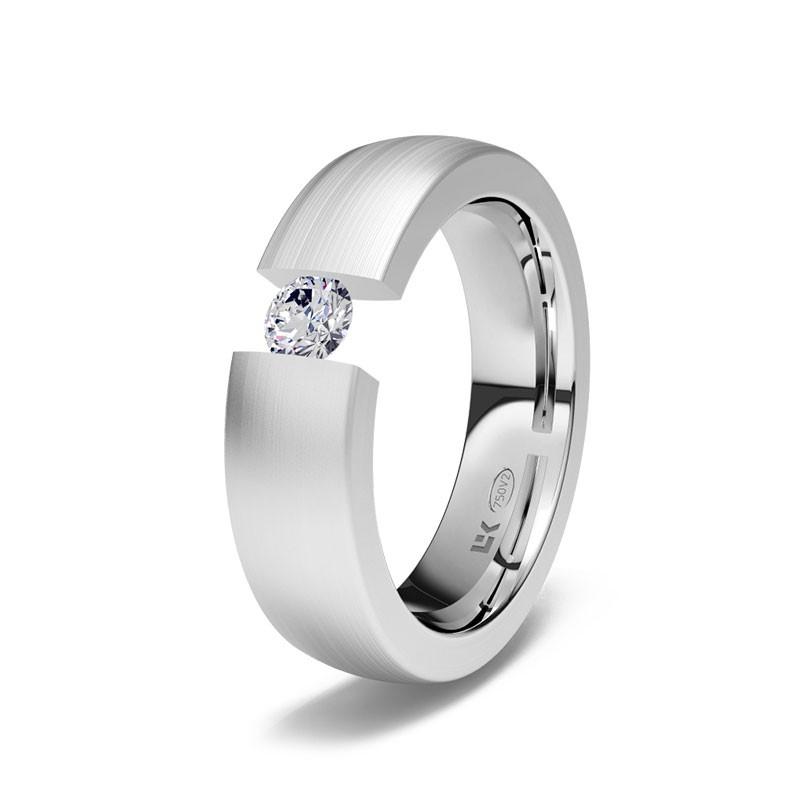 Anillos en tensión, anillos originales, anillos elegantes