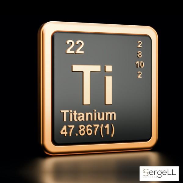 Titanio que es, definición del titanio
