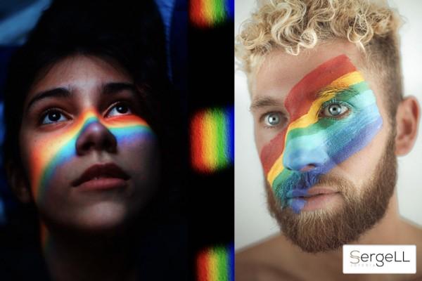 Bandera gay, parejas gay famosas, dia del orgullo gay, matrimonio homosexual españa, parejas gay famosas