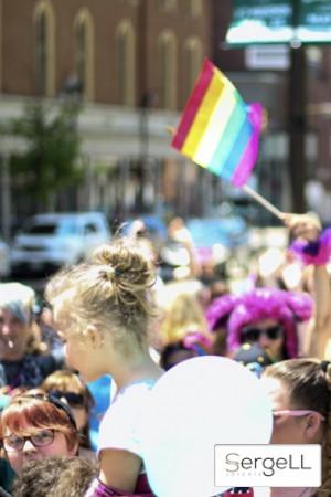 Manifestación orgullo day, orgullo gay
