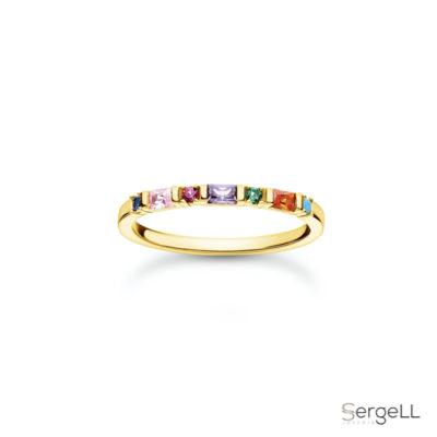 #TR2348-488-7 thomas sabo #anillo colores #anillo de colores #anillo piedras colores #anillo de colores significado #anillo tous colores #thomas sabo corte ingles murcia