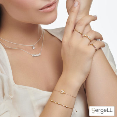 #TR2346-414-14 thomas sabo #Anillo piedras blancas #anillos pandora #anillos tous #anillo de oro #tiendas thomas sabo murcia