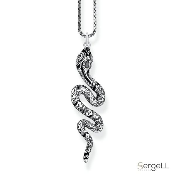 #KE2000-691-11 thomas sabo #cadena serpiente #cadena de plata serpiente #rebajas joyeria #colgantes rebajas #thomas sabo rebajas