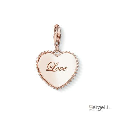 #1502-415-40 thomas sabo #charm corazon pandora cupido