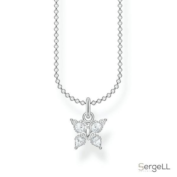 #KE2102-051-14 thomas sabo #Colgante mariposa swarovski #colgantes de mariposas lotus corte ingles