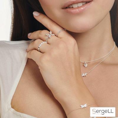 #TR2348-051-14 thomas sabo #anillos plata thomas sabo #anillos de plata thomas sabo #tallas anillos thomas sabo #joyas mujer en murcia