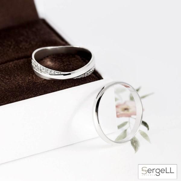#alianzas argyor oro blanco #argyor 750 #alianzas argyor online #anillos argyor precios #argyor catalogo
