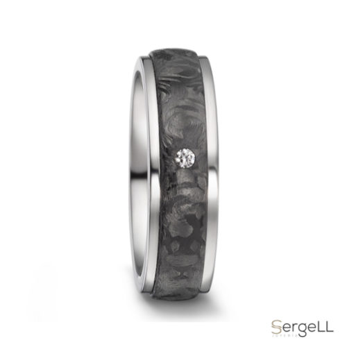 anillos de matrimonio de titanio negro significado valor de boda