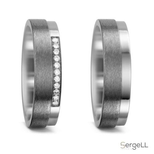 anillo titanio para pareja anillos parejas boda