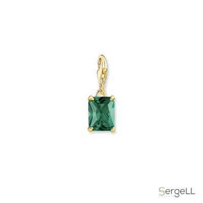 #thomas sabo 1869-472-6 #Charm piedra verde #buy charm bracelets online #pandora charms amazon #pandora charm bracelet charms #bracelet add charms