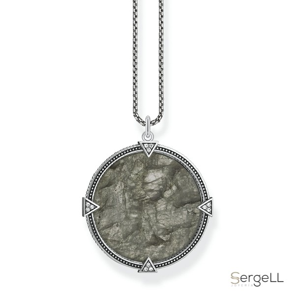 #Thomas sabo KE1997-462-5 #cadenas modernas para mujer #joyas modernas mujer #seven shop official #tienda de plata #medallas vintage