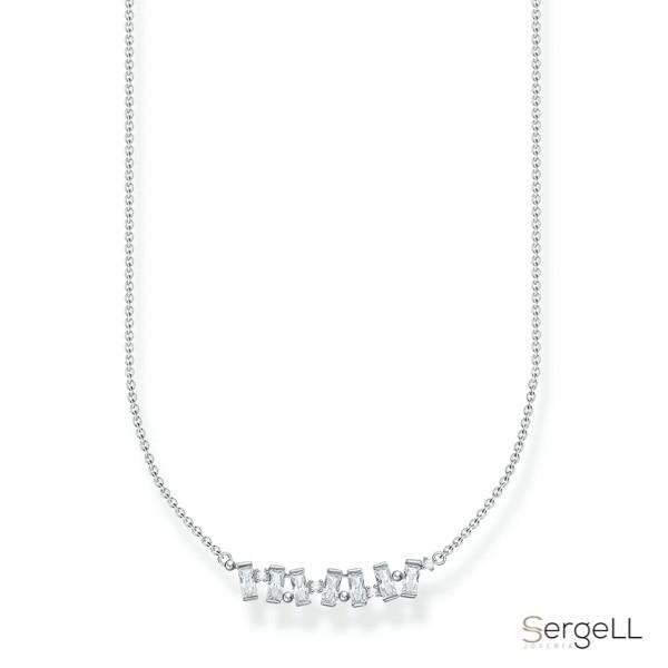 #Thomas sabo KE2095-051-14 #cadenas de plata mujer #cadena plata mujer #cadenas de plata para mujer #cadenas de plata mujer el corte ingles #cadenas de pata mujer precio