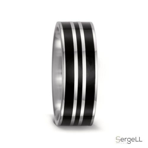 #anillo ceramica #anillo de titanio hombre para que sirve #anillo bulgari ceramica negra #anillo ceramica negro #anillo ceramica