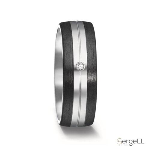 Anillo de titanio para hombre como saber si un anillos diseño moderno modernistas tungsteno