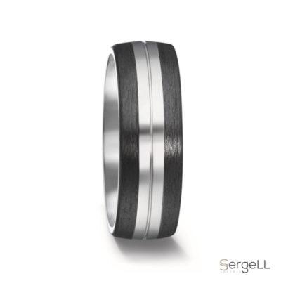 #anillo de titanio para hombre #como saber si un anillo es de titanio #anillos diseño moderno #anillos modernistas #anillo de tungsteno o titanio