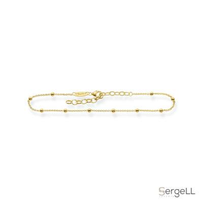 #Thomas Sabo AK0002-413-39 #tobilleras de oro #tobilleras en oro #tobilleras de oro para mujer