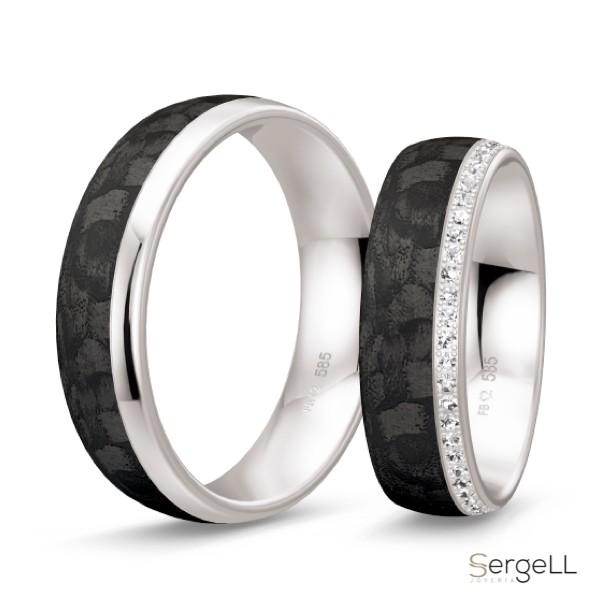 alianzas alta gama diamantes blancos anillos boda alta gama joyeria originales modernas